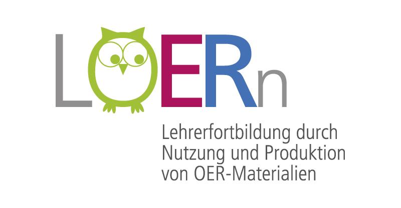 LOERn - Lehrerfortbildung durch Nutzung und Produktion von OER